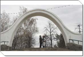 арка влюбленных
